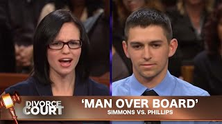 Classic Divorce Court: Man Over Board