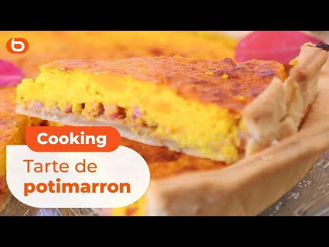 recette de la tarte de potimarron au cook expert magimix par marmiton. Black Bedroom Furniture Sets. Home Design Ideas