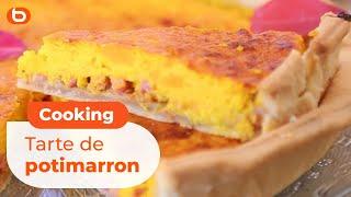 Recette de la tarte de potimarron au Cook Expert Magimix par Marmiton