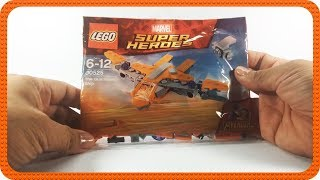 Lego Marvel Avengers Infinity War No. 30525 - The Guardians' Ship