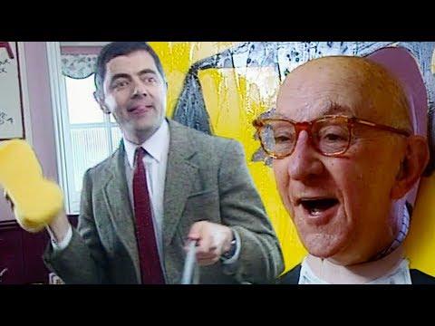 Splash Bean! | Funny Clips | Mr Bean Official