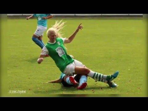 Martyna i jej pasja - piłka nożna