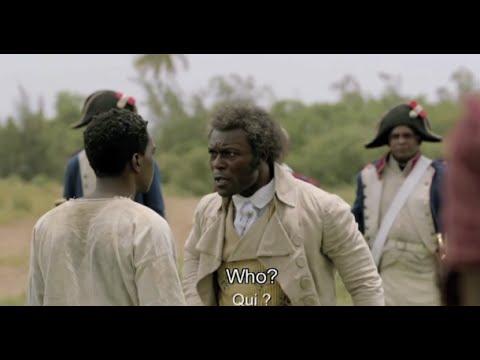 Jimmy JeanLouis is Toussaint Louverture
