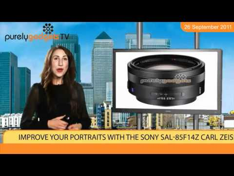 Improve your portraits with the Sony SAL-85F14Z Carl Zeiss Planar T* Lens