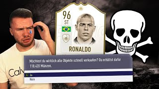RIP!! PRIME ICON RONALDO DISCARD 😱😱 FIFA 19 PACK OPENING