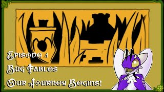 Our Journey Begins! Bug Fables: The Everlasting Sapling - Episode 1 | DeadEndGaming