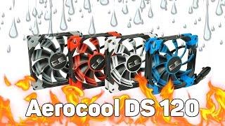 обзор вентилятора AeroCool Dead Silence DS 120