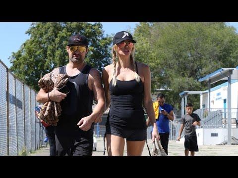 LeAnn Rimes And Eddie Cibrian Meet Brandi Glanville On The Soccer Field