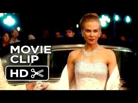 Grace Of Monaco Movie CLIP - Meeting the Fans (2014) - Grace