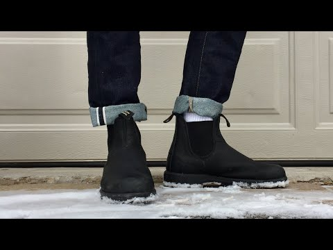 Blundstone Boots Winter Care
