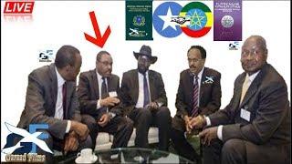DEG DEG Maxaa ka jira in itoobiya & somalia yelan raban Hal Basiboor IGAD aya qorshahas wadata Daawo