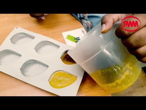 วิธีทำสบู่สมุนไพรสูตร มะนาว ขมิ้น น้ำผึ้ง