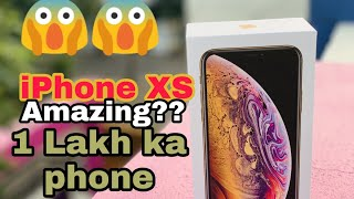 APPLE IPHONE XS OVERVIEW & SPECIFICATION| FIRST LOOK| IPHONE XS