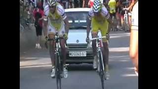 Carrera Cresta del Gallo, Murcia 9-9-2012 video1