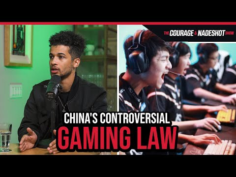 Jordan Fisher Weighs In On China's New Controversial Gaming Law