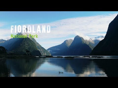 Fiordland National Park with Active Adventures