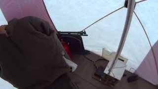 Комфортная зимняя рыбалка (с продукцией от Снегирей ).