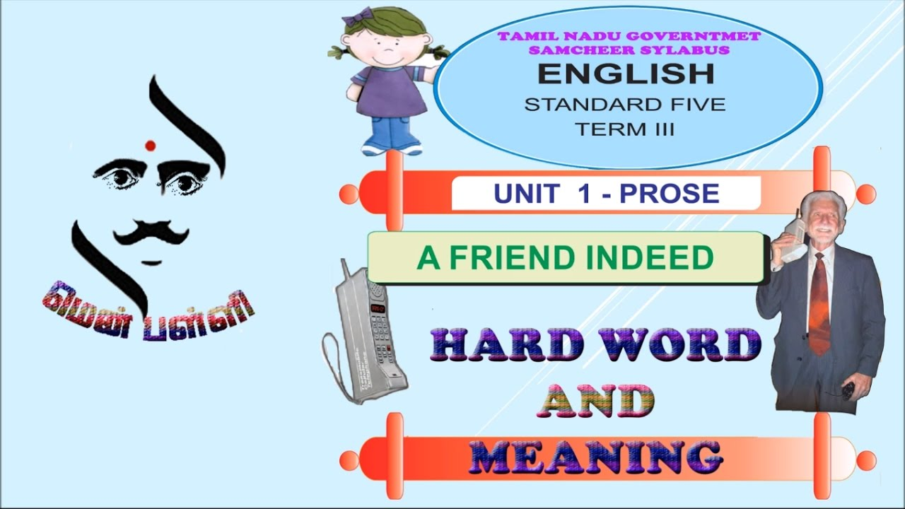 friend need friend indeed meaning