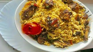 Chicken Majboos ഒരു സ്പെഷ്യൽ ചിക്കൻ മജ്ബൂസ്-Special Arabic Style Majboos-Arabic Rice Easy Recipe