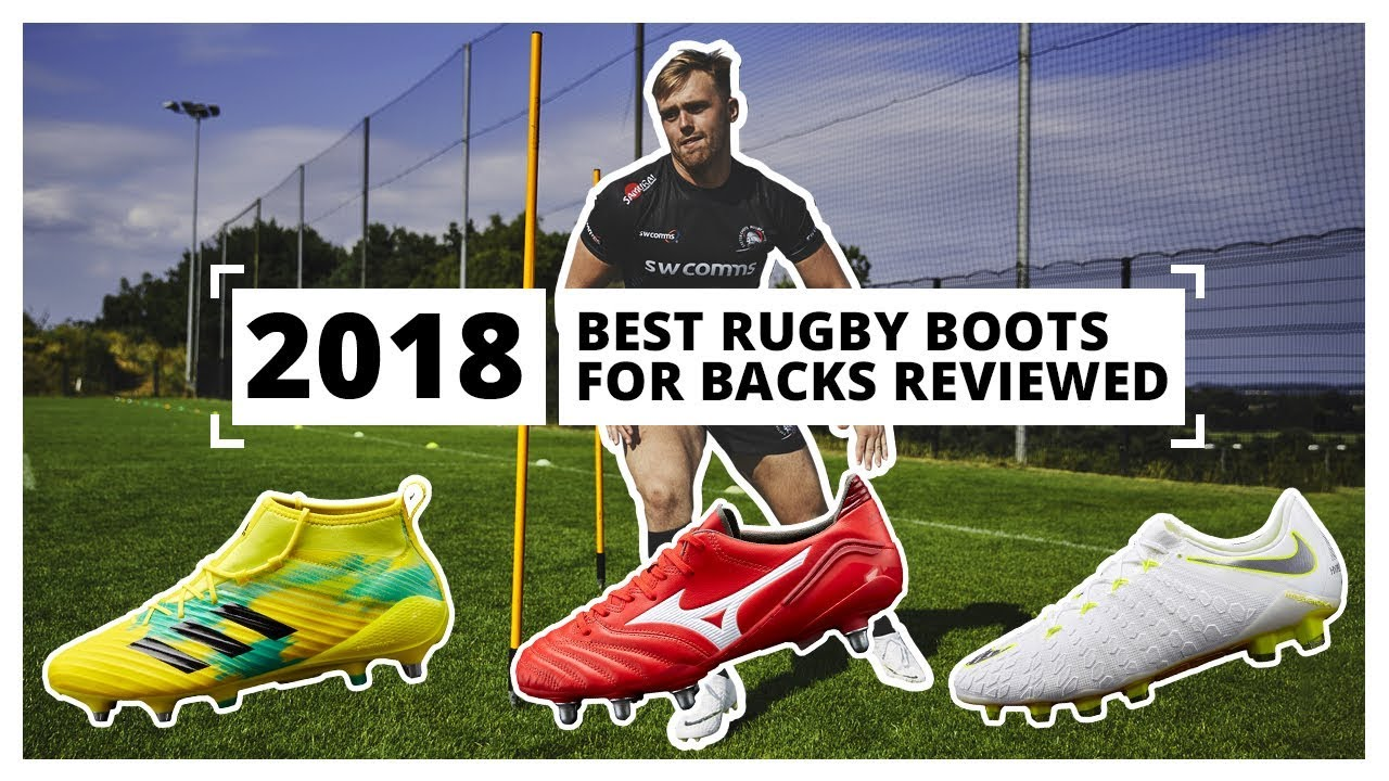 Backs Boots | 2018's best Rugby boots