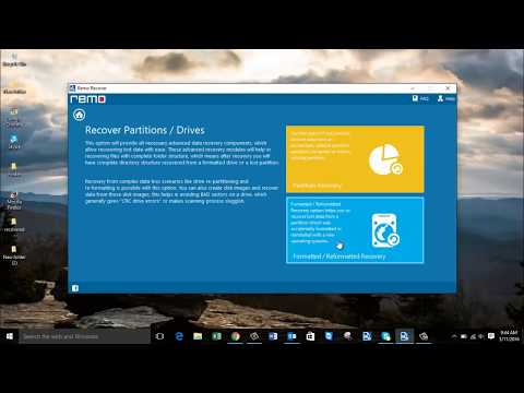 How to Recover Data from a Formatted Hard Drive on Windows 10