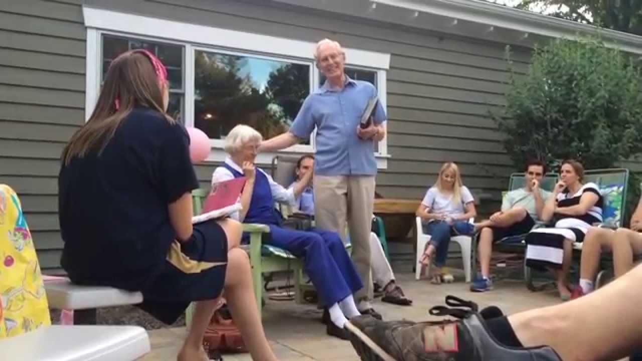 grandma jon turns 80 youtube. Black Bedroom Furniture Sets. Home Design Ideas