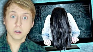 HAUNTED BY SAMARA FROM THE RING!