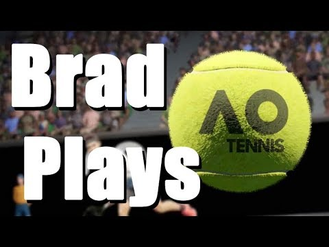 New Online Gameplay - AO Tennis PS4