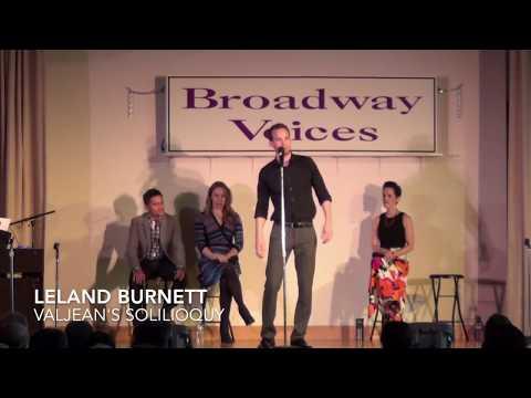 Leland Burnett - Valjean's Soliloquy
