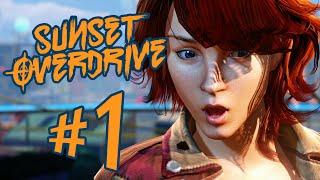 Sunset Overdrive - Parte 1: Apocalipse Mutante! [ Xbox One - Dublado em PT-BR ]
