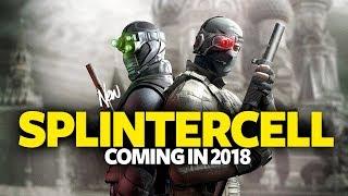 New Splinter Cell Game Coming In 2018 - Splinter Cell 2018 Release Date/Reveal Details Leaks