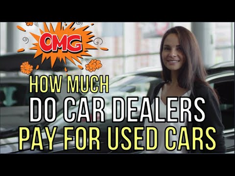 how-much-do-dealers-pay-for-used-cars?-genius-strategies!-the-homework-guy,-kevin-hunter