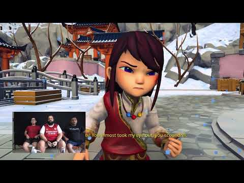 Jioplaygame plays Ary and the Secret of Seasons |