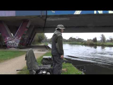 The River Cam Revisited Part One - Carp Fishing