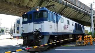 2018/7/16  EF64 1024牽引  153レ  クリーンかわさき号