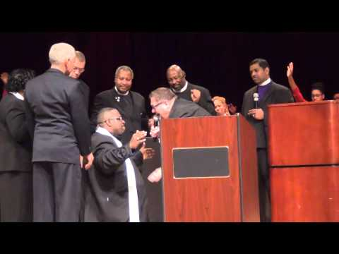 The Consecration of Bishop Joel R. Peebles Sr.