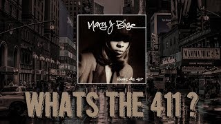 Mary J. Blige - What's The 411? Reaction