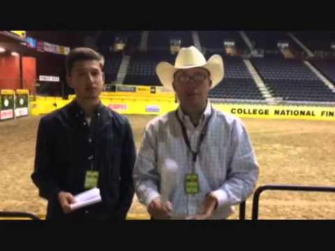 2015 Star-Tribune CNFR Vidcast - Wednesday