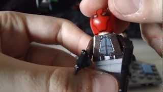Custom Lego DC universe Minifigures, batman, V for vendetta, and more!