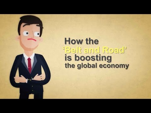 How the 'Belt and Road' is boosting the global economy