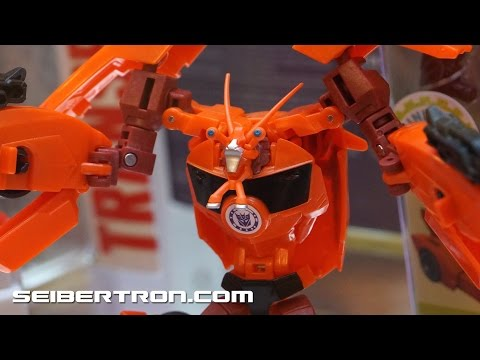 BotCon 2016 Hasbro Area: Transformers Robots In Disguise, Generations Alt-Modes, and more