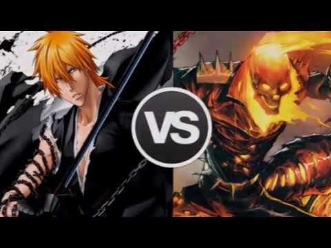 Anime/Manga vs Comics [Heroes]