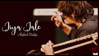 Jiya Jale | Nenjinile | KS Harishankar | Rajhesh Vaidhya | Cover