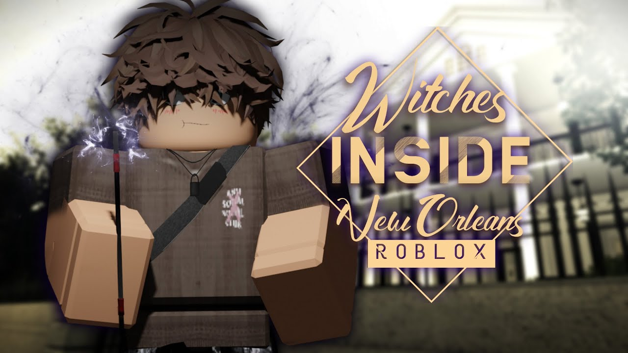 Download Witches in New Orleans... Roblox ` Les Sorcières `