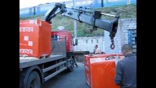 Газоблок Аеroc с доставкой на объект. http://www.budhaus.kiev.ua(, 2013-06-03T21:27:34.000Z)