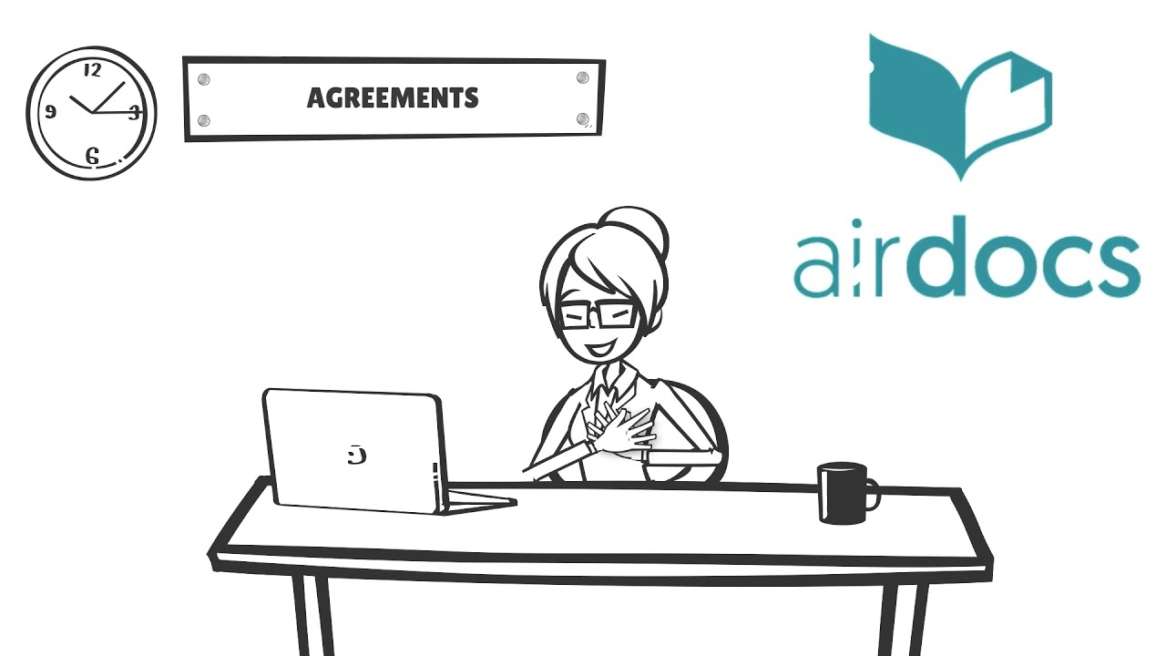 Clever Agreements with Airdocs, so much more than words