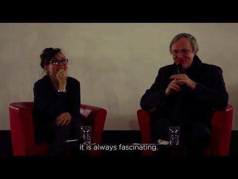 Lecture 7, Robert Storr and Tatiana Trouvé