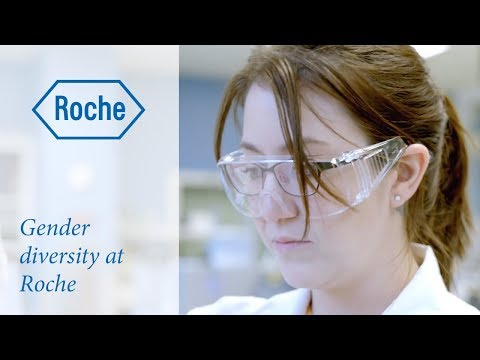 Supporting gender diversity at Roche