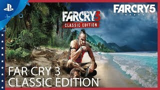 Far Cry 3 Classic Edition - Announcement Trailer | PS4