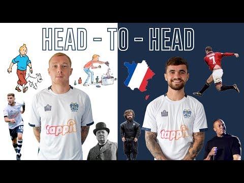 Head to Head: Nicky Adams vs Dom Telford